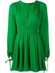 платье c V-образным вырезом   Plein Sud