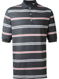 футболка-поло в полоску Kris Van Assche