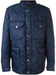 стеганая куртка  Burberry Brit