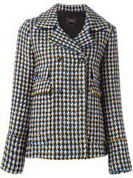 двубортная куртка Odeeh