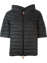 стеганая куртка с короткими рукавами Save The Duck