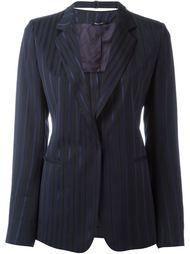 пиджак в тонкую полоску Maison Margiela