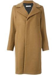 однобортное пальто  Golden Goose Deluxe Brand
