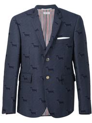 пиджак с собаками Thom Browne