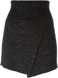 вязаная юбка в рубчик  Isabel Marant Étoile