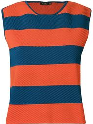 striped knit tank top Gig