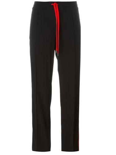 спортивные брюки с полосками по бокам  Kenzo