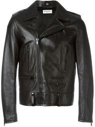 classic motorcycle jacket Saint Laurent