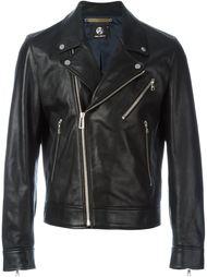 классическая байкерская куртка PS Paul Smith