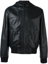 куртка с капюшоном с принтом 'Warrior Markings' McQ Alexander McQueen