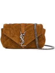 маленькая сумка  'Monogram' с цепочной лямкой Saint Laurent