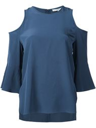 cold shoulder top Tibi