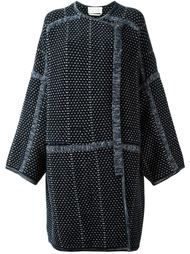 вязаное пальто  Chloé