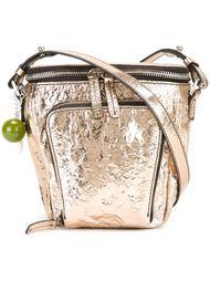 zip bucket shoulder bag M Missoni
