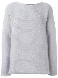 chunky knit jumper Lost & Found Ria Dunn