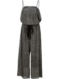 'Paparazzi' culottes jumpsuit Rebecca Vallance