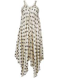 платье в горох Marc Le Bihan