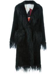 свободное пальто  Saks Potts