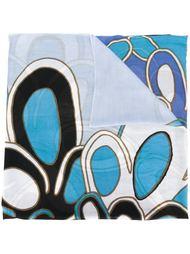 платок с цветочным узором Diane Von Furstenberg