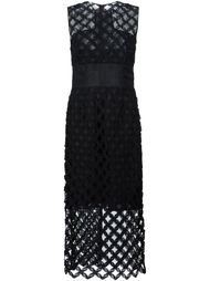 guipure lace pencil dress Sophie Theallet