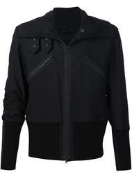 zipped biker jacket Ann Demeulemeester