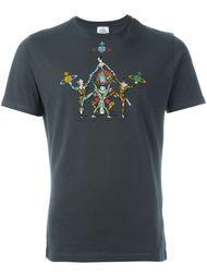 футболка с принтом шутов Vivienne Westwood Man