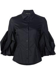 рубашка с пышными рукавами Christian Siriano