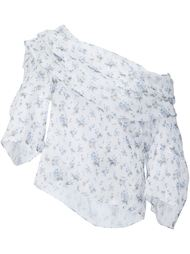 блузка на одно плечо Rosie Assoulin