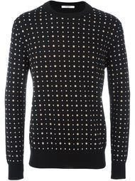 свитер с узором  Givenchy