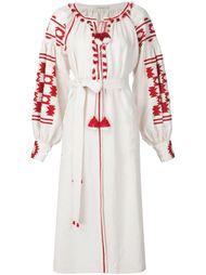 платье с декоративными кисточками Vita Kin