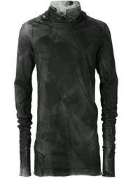 свитер с линялым эффектом Lost & Found Ria Dunn