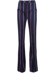 striped flared trousers Altuzarra