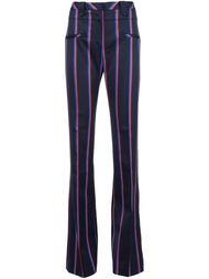 striped flared trousers Altuzarra