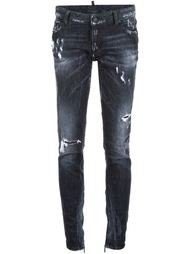 distressed skinny jeans  Dsquared2