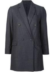double breasted blazer Brunello Cucinelli