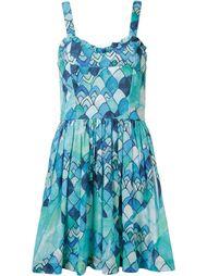 плиссированное платье 'Ondas' Isolda