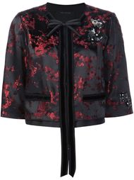 Cherry Blossom cropped jacket Marc Jacobs