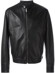 кожаная куртка Versace Collection