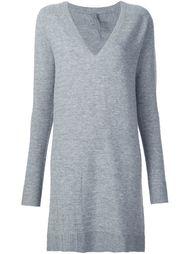 v-neck T-shirt dress Raquel Allegra