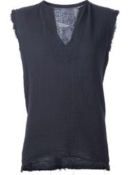 sleeveless blouse Raquel Allegra