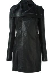 байкерское пальто  Rick Owens