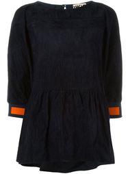 блузка с баской Hache