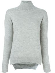 high neck jumper Cédric Charlier