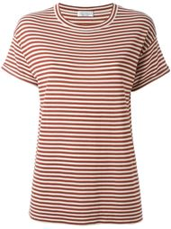 striped T-shirt Brunello Cucinelli