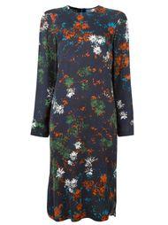 floral print dress Cédric Charlier