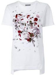 футболка 'Treasure'  Alexander McQueen