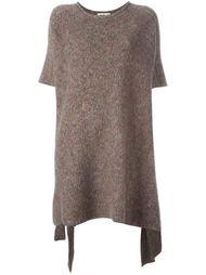 платье с круглым вырезом Hache