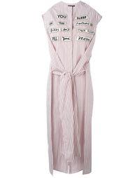 платье в полоску Each X Other