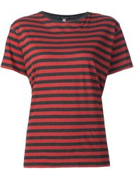 striped T-shirt R13