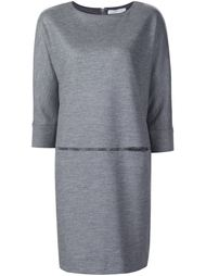 three quarter sleeves dress Fabiana Filippi